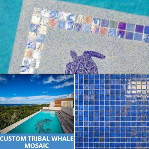 Swimming Pool Tiles | Aqua Doc Pool Clinic